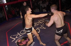 cage warriors 3
