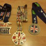 open medals